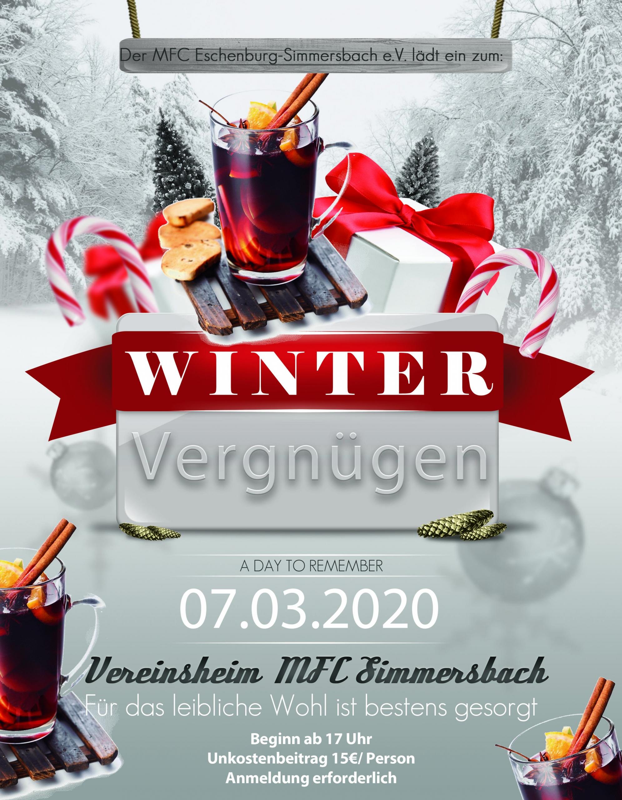 Wintervergnügen 2020